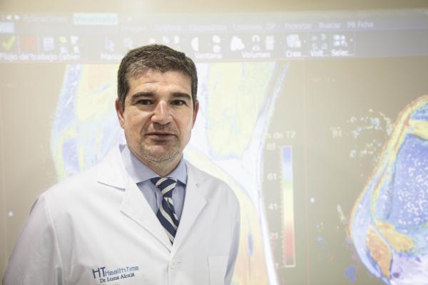 Entrevista al Dr. Antonio Luna, Director Científico de HT